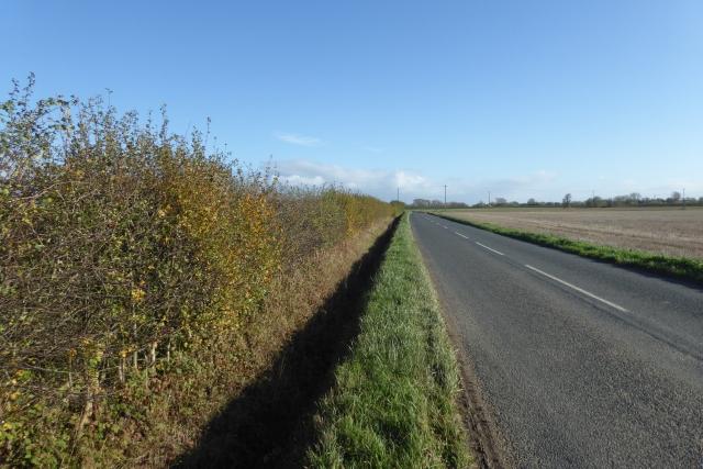 Road to Kelfield