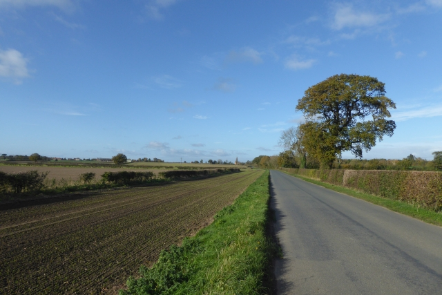 Road to Stillingfleet