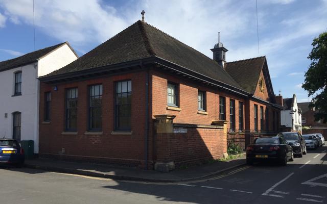 Former St Peter's Boys' School, Gordon Street, Royal Leamington Spa