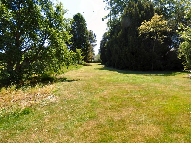 Old Park at Bodrhyddan