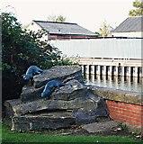 SK7953 : Otter Park, Millgate, Newark on Trent, Notts. by David Hallam-Jones
