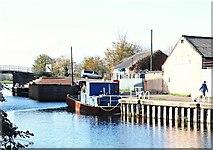SK7953 : Mill Bridge, Newark on Trent, Notts. by David Hallam-Jones
