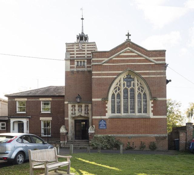 Our Lady & St John the Evangelist, Sudbury