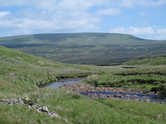 The valley of Maize Beck (3)