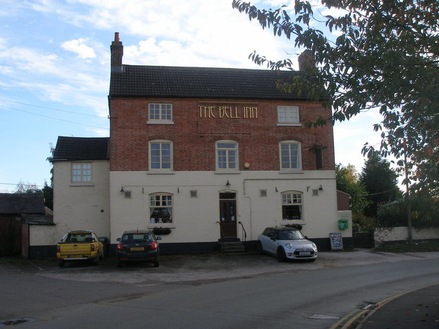 The Bell Inn at Anslow
