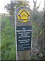 ST5967 : Not open access land by Neil Owen