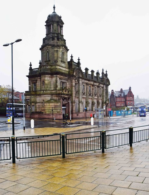 Former NatWest Bank, Mumps, Oldham
