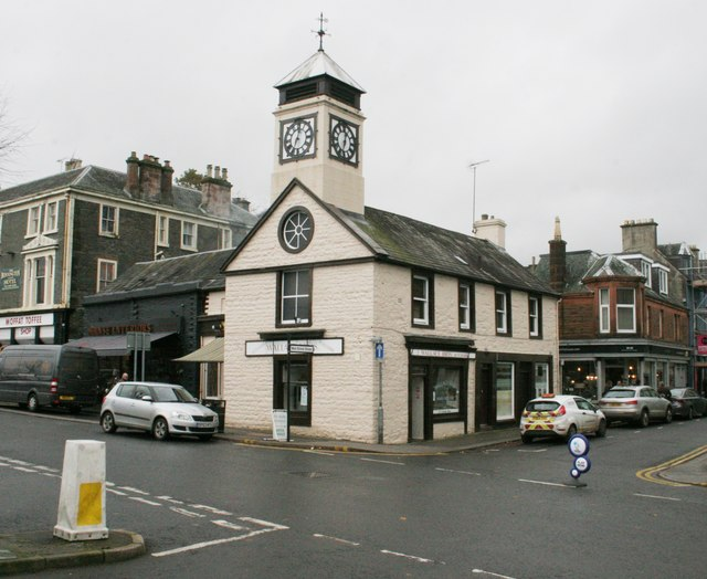 Old Court House, Moffat