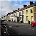 ST3186 : Yellow house, Alice Street, Newport by Jaggery