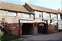 SK7953 : Guildhall Vicinity, Newark on Trent, Notts. by David Hallam-Jones