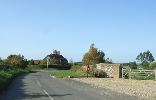 National Cycle Route 1, Choseley