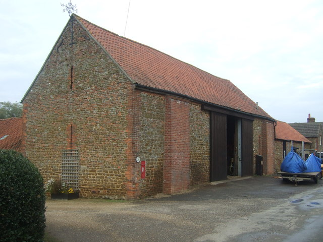 Barn, Shernborne Hall