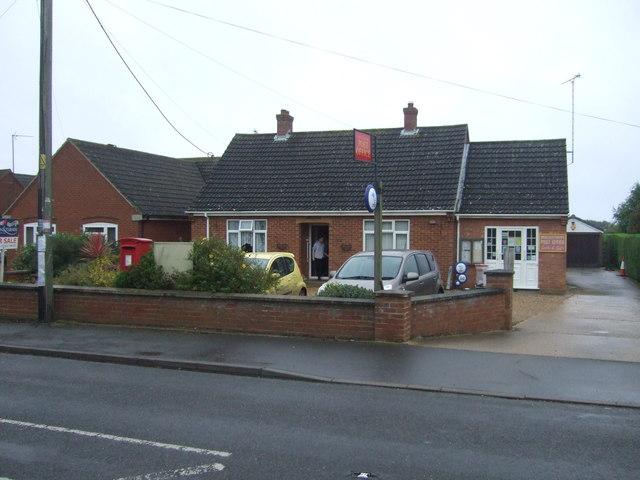 Ingoldisthorpe Post Office