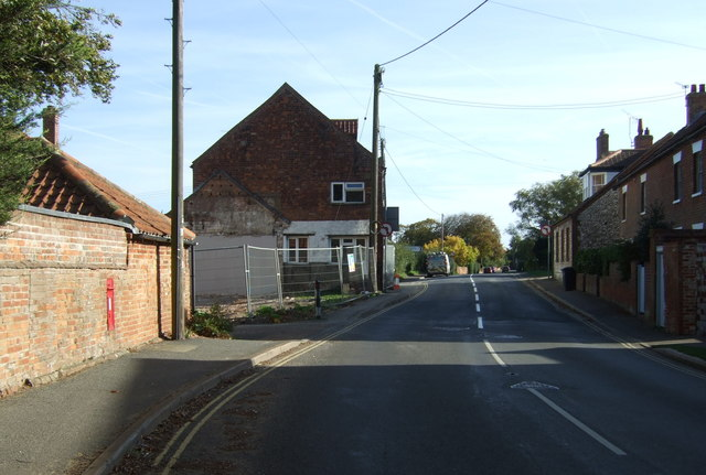 Tower Road (A149), Burnham Overy Staithe