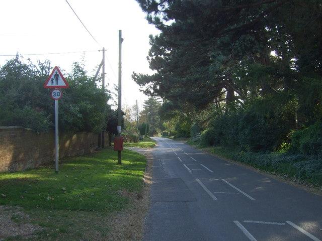 Ringstead Road, Heacham
