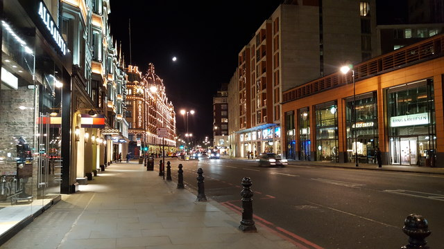Knightsbridge, London