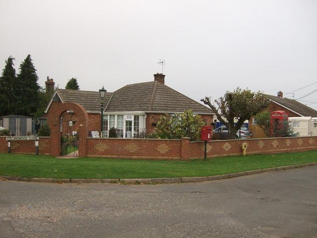 Bungalow on Lamsey Lane, Heacham