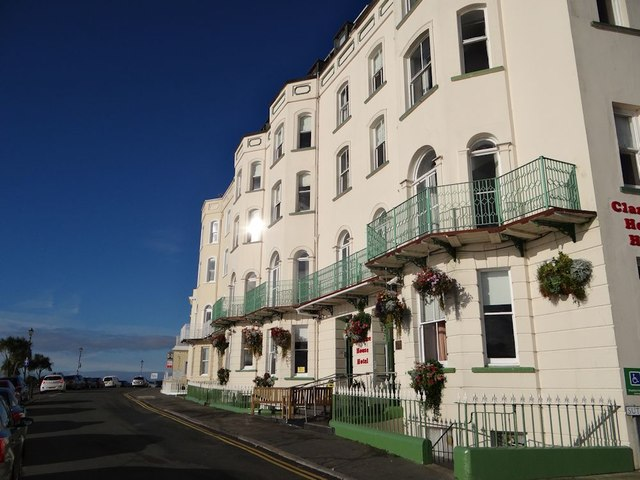 Clarence House Hotel Tenby