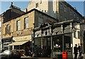 ST5773 : Shops on Princess Victoria Street, Bristol by Derek Harper