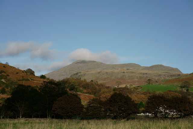 View From Dalegarth Station