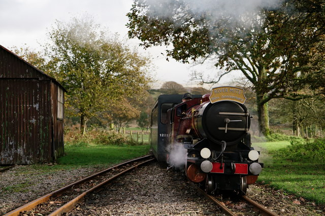 Arriving at Irton Road