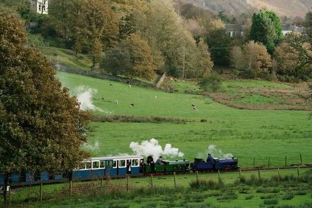 Departing From Irton Road
