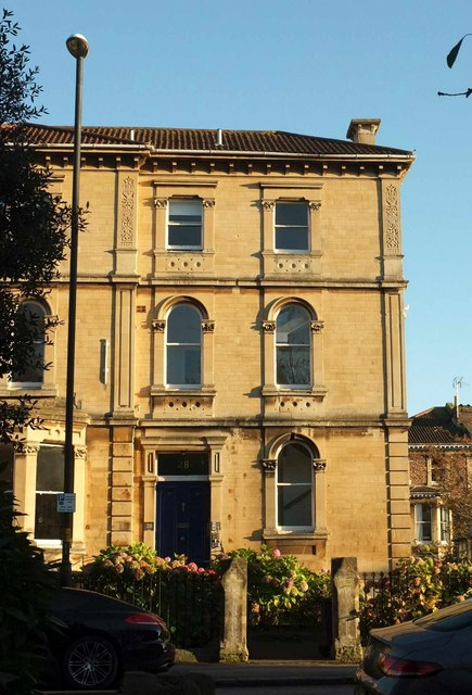 House on Victoria Square, Clifton