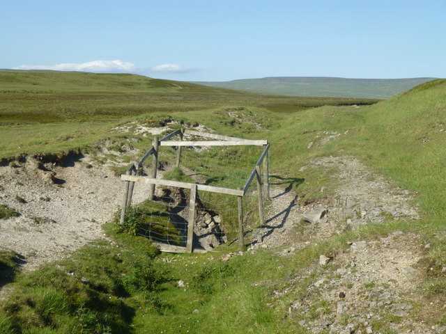 The Rods (disused mine shafts)