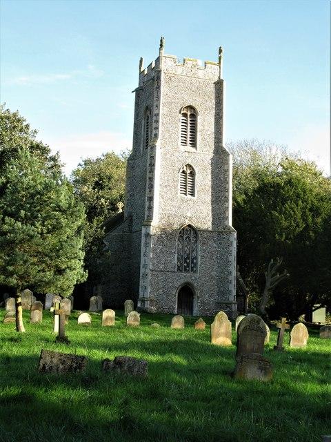 Church of St Peter and St Paul, Barnham Broom