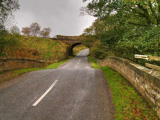Railway Bridge near Goathland