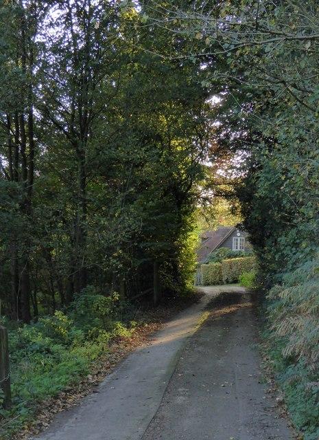 The farmhouse, Vale Farm