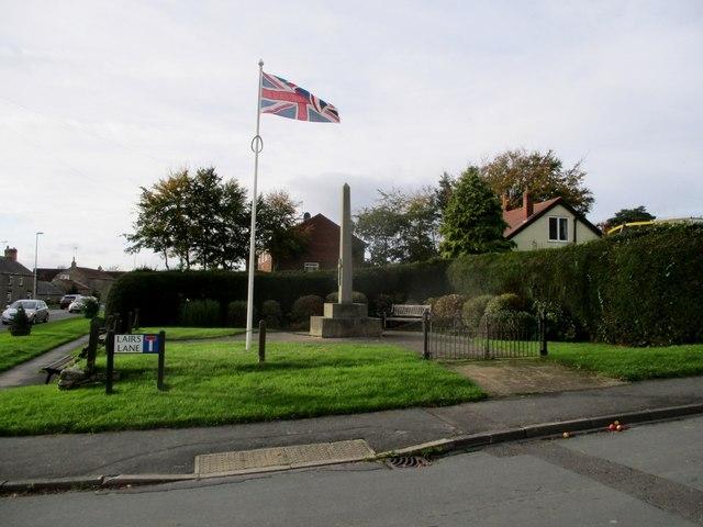 Snainton  War  Memorial