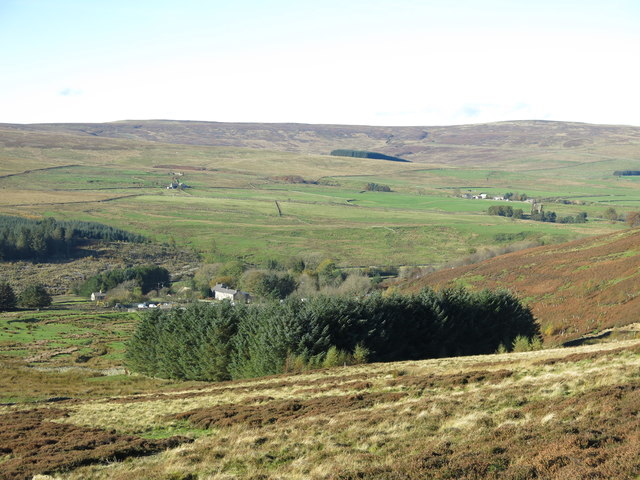 The Combs above Sipton