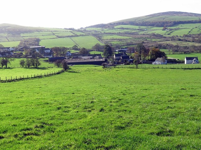 Uldale from the north