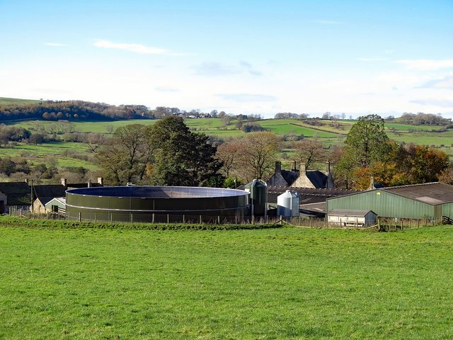 Farm & Rectory near Uldale