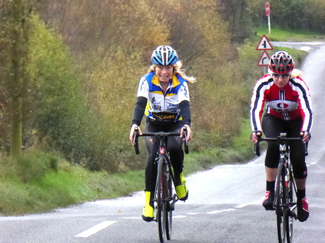Cyclists, Glenmacoffer
