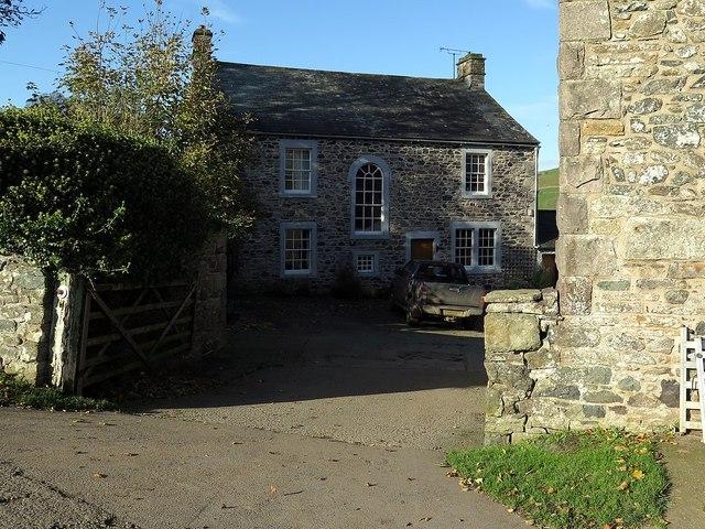 Farmhouse, Chapel House Farm