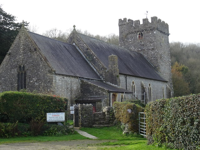 St Rhydian and St Illytyd Church