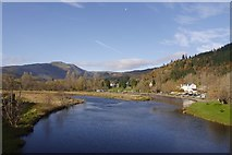 NN6207 : River Teith by Richard Webb