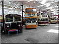 SD8010 : Inside Bury Transport Museum, Bury by David Hillas