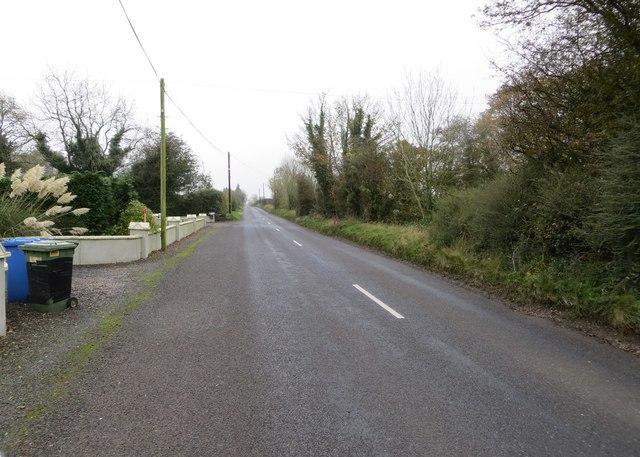 Road (L1511) at Glenlary (Garryspilane)
