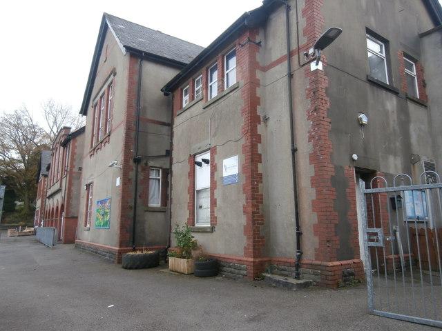 Tref-y-rhyg Primary School, Tonyrefail