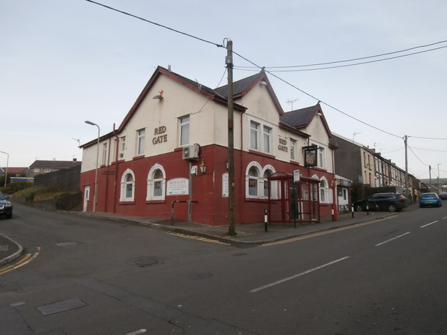 The Red Gate, Tonyrefail