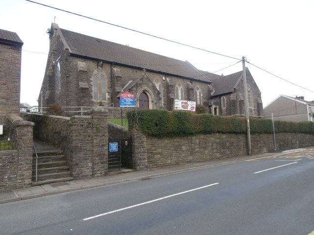 St David's Church, Tonyrefail
