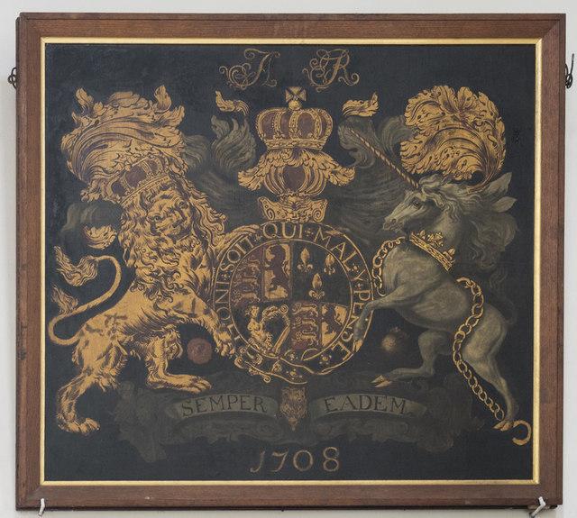 St Giles, Norwich - Royal Arms