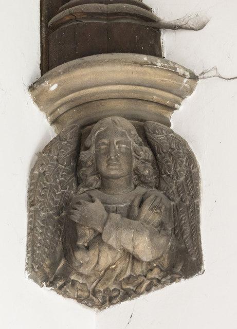 St Giles, Norwich - Corbel