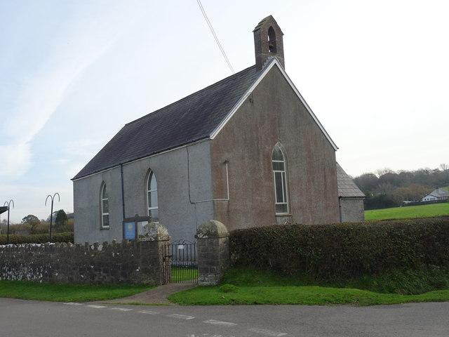 St David's Church, Wernffrwd