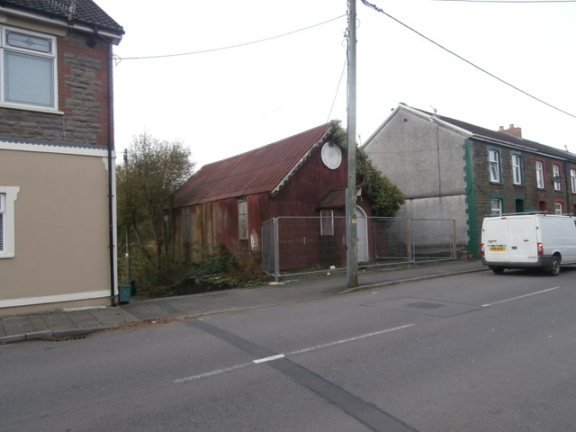 The former St George's Primitive Methodist Chapel