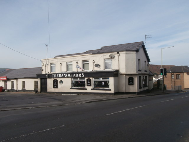 The Trebanog Arms, Trebanog