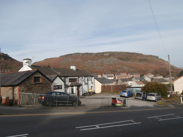 The Farmers Arms, Trebanog